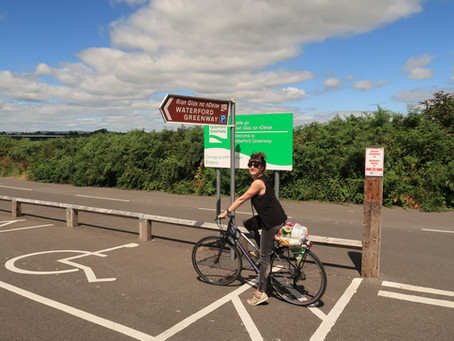 On yer bike: Adventures on the Waterford Greenway