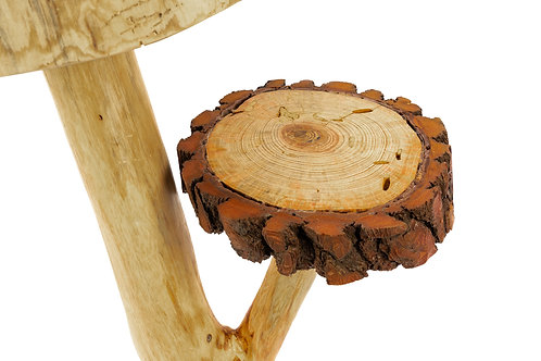 Wooden Table driftwood  pine and olive tree
