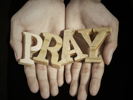 A Prayer Challenge