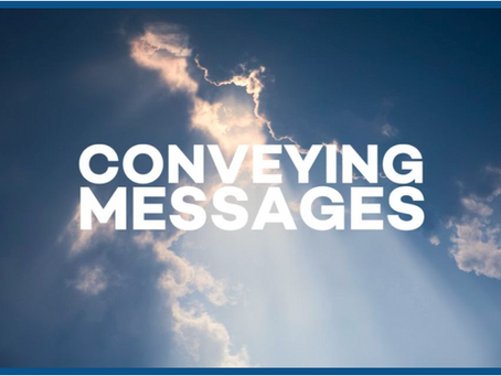 Conveying Messages