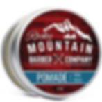 Rocky Mountain Hair Styling Pomade For Firm Hold