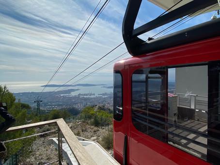 Que faire au Mont Faron à Toulon ?