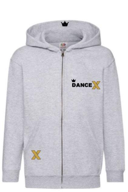 Dance X Zipper Hoody