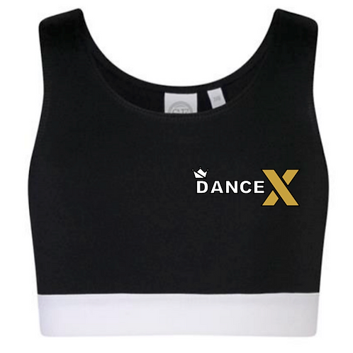Dance X Crop Top