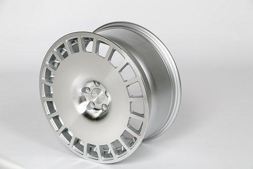 Rotiform VCE Cast silber/poliert