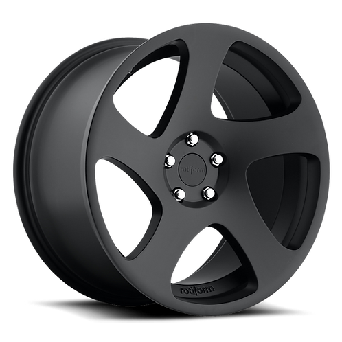 Rotiform TMB Cast black