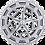 Thumbnail: Radi8 R8CM9 silber/poliert