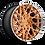 Thumbnail: Rotiform 3tlg. BLQ-T Schmiederad
