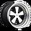 Thumbnail: Rotiform 3tlg. FUC Schmiederad