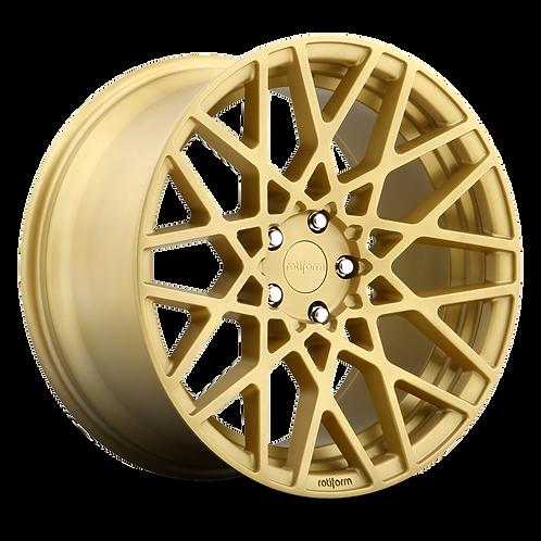 Rotiform BLQ Cast Gold