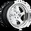 Thumbnail: Rotiform 3tlg. TMB Schmiederad