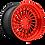 Thumbnail: Rotiform 3tlg. IND-T Schmiederad