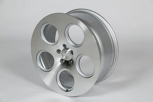 Rotiform DIA Cast silber/poliert