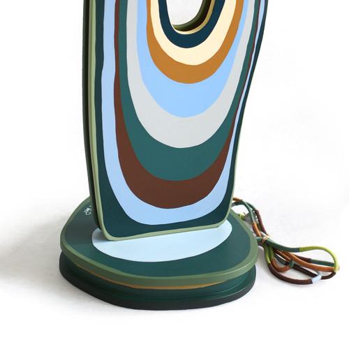 MdeP-Landscape Lamp-Large size-Summer la