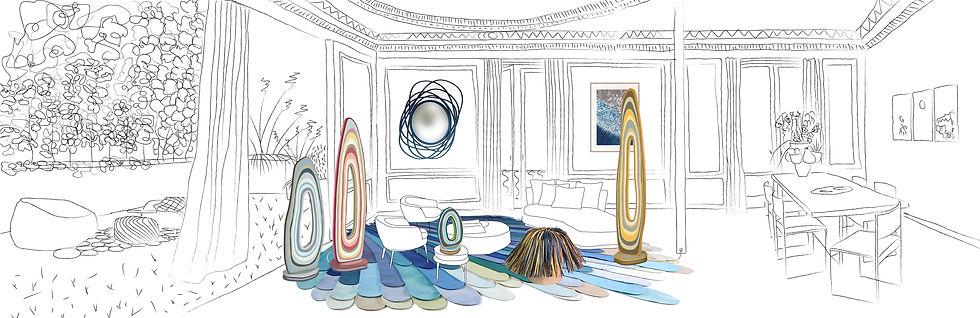 Collectible design - Margaux de Penfente