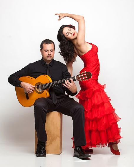 Flamenco Los Angeles Arleen Hurtado dance & Ben Woods guitar