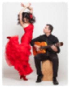 Flamenco Los Angeles Arleen Hurtado dance & Ben Woods guitar