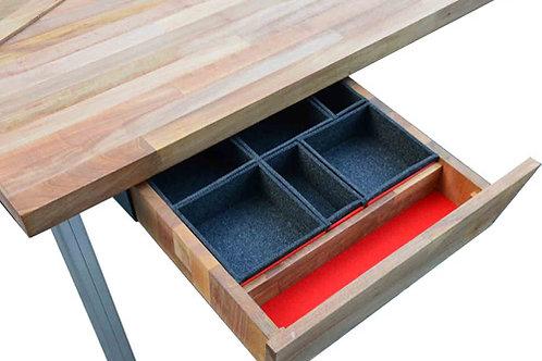 Extra ladenblok met verdoken ruimte