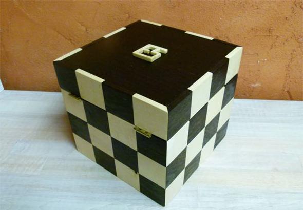 box-black - white