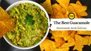 Guacamole recipe | Easy & Fresh Guacamole