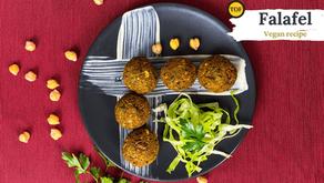 How to make Falafel | Vegan Falafel