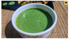 Mint chutney|Green chutney for starters