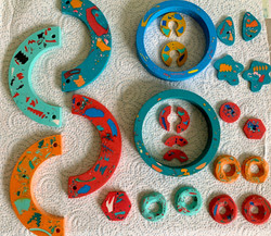 Moulded Forms Jewellery Selection