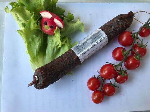 Saucisse sèche de boeuf (CHF. 6.-- / pce)