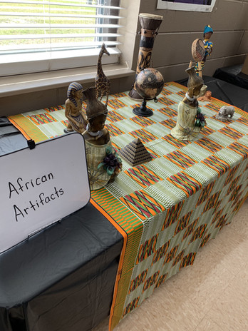 African Artifacts