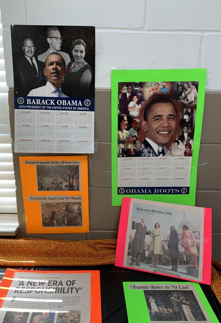 Obama Exhibit