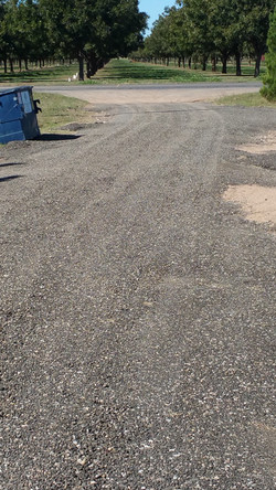asphalt millings road repair 4