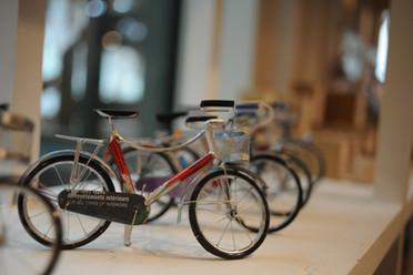 ブリキの自転車