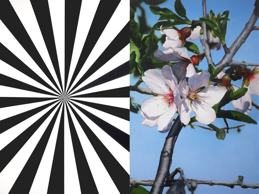 Almond Blossom 4744 (L), 2009