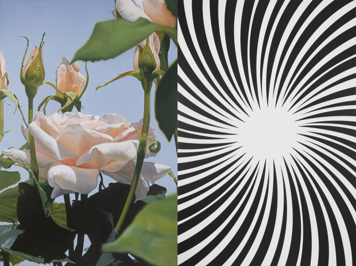 Abstract Rose 2 (L), 2010