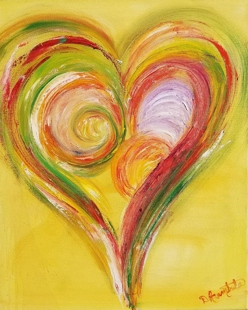 Love Swirls Swirling