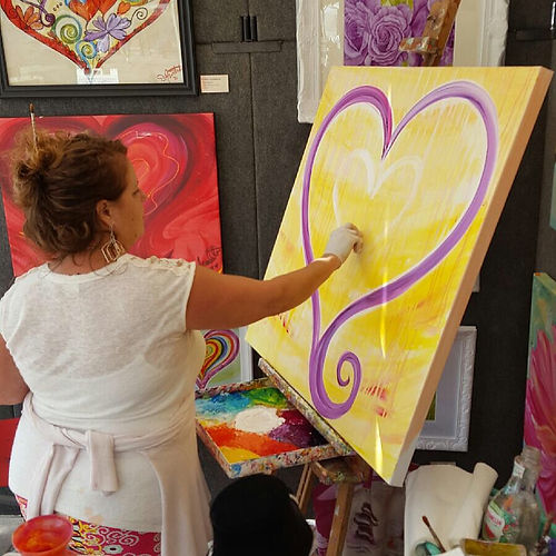 Debbie The Heart Artist.JPG