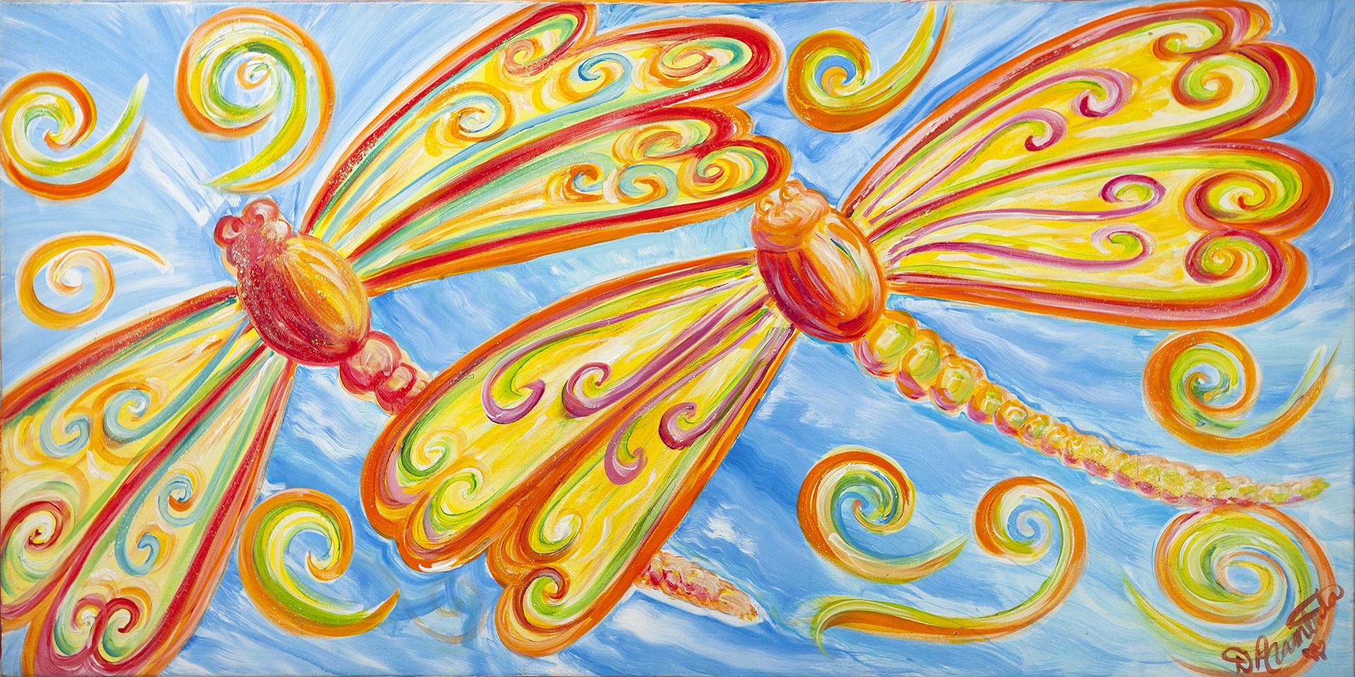 Dragonfly Dancing