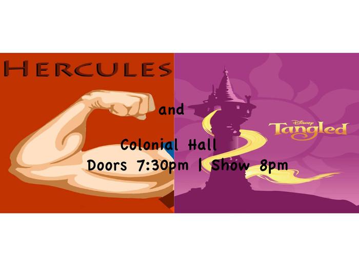 Hercules & Tangled