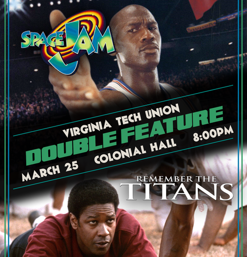 Space Jam & Remember the Titans