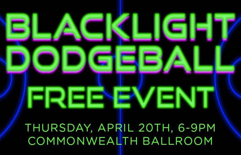 Blacklight Dodgeball