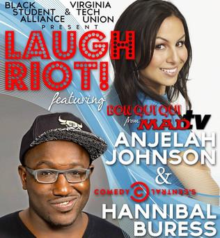 Laugh Riot 2014