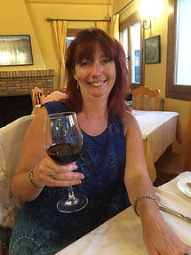 Lou with red wine.jpg