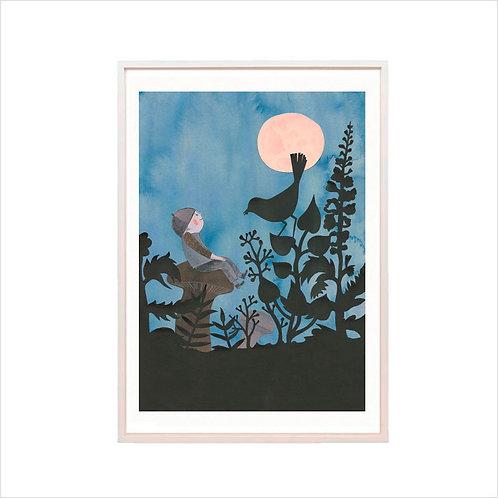 Drengen og månen