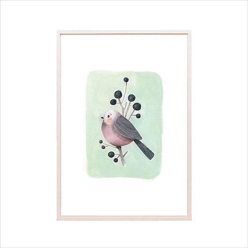 Efterårsfugl