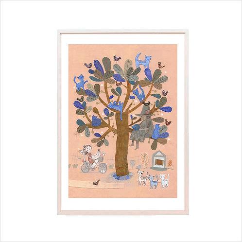 Kattetræet