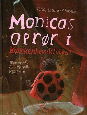 Monicas oprør i køkkenhaveklubbenn