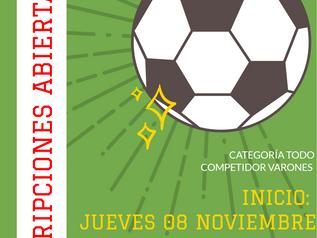 Se acerca el gran Campeonato Escolar de Baby Fútbol