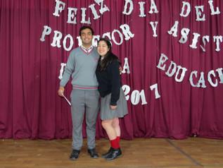Feliz día del Profesor y el Asistente de la Educación