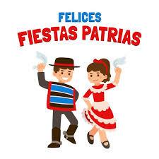 Vacaciones de Fiestas Patrias