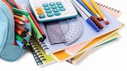 Listas de útiles escolares para el año 2021